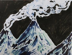 Premonition by Sun Xun contemporary artwork