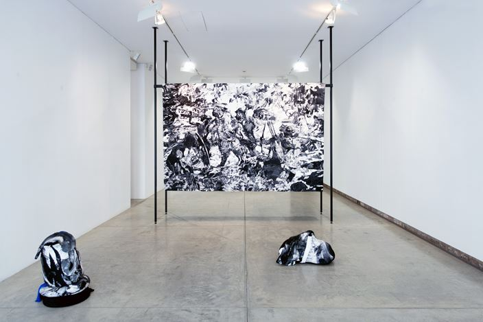 Exhibition view: Patricia Perez Eustaquio, Everywhere West, Everything East, Yavuz Gallery, Sydney (7 November–19 December 2019). Courtesy the artist and Yavuz Gallery.