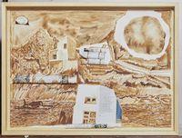 Continued Scene No.171225 被延续的情景 NO.171225 by Chen Yujun contemporary artwork works on paper