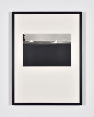 Pigment geschichtet by Lothar Baumgarten contemporary artwork photography