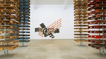 Contemporary art exhibition, Michael Zelehoski, All of This and Nothing at Tang Contemporary Art, Beijing