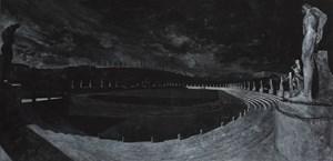 Stadio dei Marmi by Emma Stibbon contemporary artwork