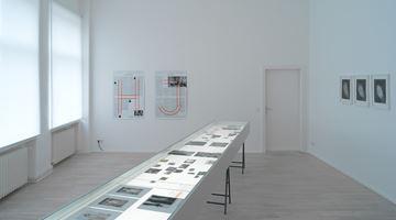 Contemporary art exhibition, Eric Baudelaire, Afterimage at Barbara Wien, Berlin, Germany