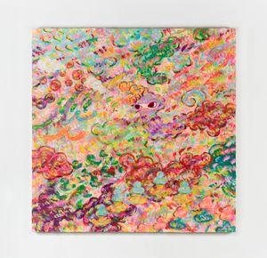 Untitled (ARP21-01) by Ayako Rokkaku contemporary artwork