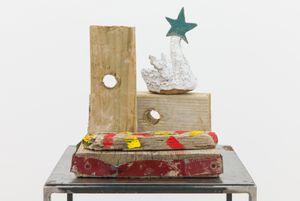 Shrine X by Richard Porter contemporary artwork