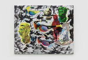 M.J. & L.X. by Zhou Yilun contemporary artwork