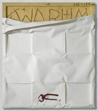 Warum by Antoni Tàpies contemporary artwork painting, sculpture