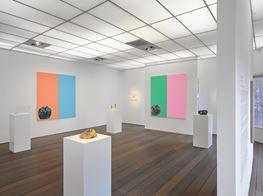 """Gavin Turk<br><em>Letting Go</em><br><span class=""""oc-gallery"""">Reflex Amsterdam</span>"""