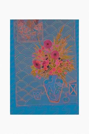 sea songs glittering by John McAllister contemporary artwork