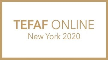 Contemporary art exhibition, TEFAF ONLINE New York 2020 at Perrotin, Paris