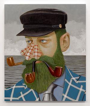 The Original by Sean Landers contemporary artwork