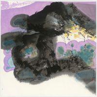 山深情遙 Away From the Loved One by Lee Chung-Chung contemporary artwork painting, works on paper, drawing