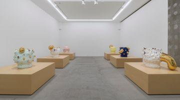 Contemporary art exhibition, Takuro Kuwata, TEE BOWL at KOSAKU KANECHIKA, Tokyo