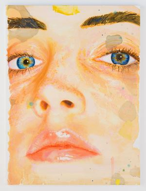 Still Life / Portrait (The Face) by Tursic & Mille contemporary artwork