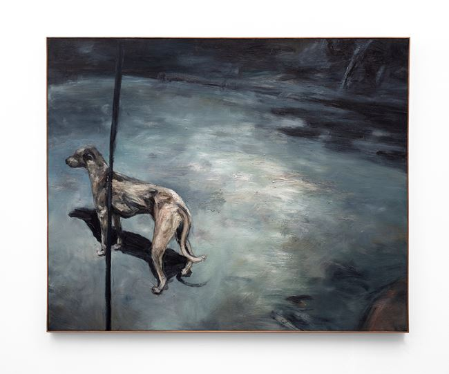 Naghond by Johann Louw contemporary artwork