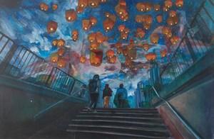 73 by Vivian Ho contemporary artwork