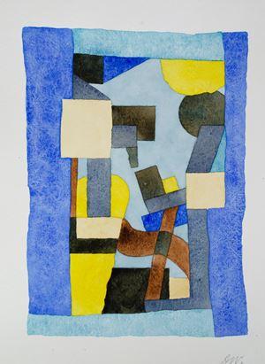 Seatoun by Denys Watkins contemporary artwork