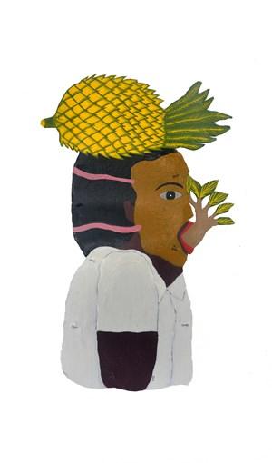 Clown by Jumaadi contemporary artwork