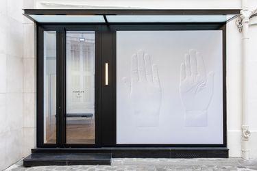 Contemporary art exhibition, Prune Nourry, Projet Phenix at Templon, 30 rue Beaubourg, Paris, France