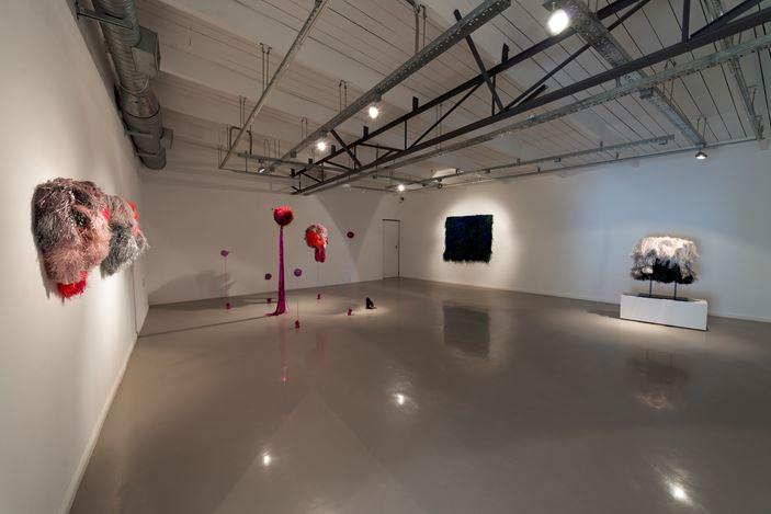 Exhibition view: Galia Gluckman, Soirée, SMAC Gallery (12 September–31 October 2020). Courtesy SMAC Gallery.