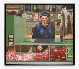 Bodega by Sylvia Maier contemporary artwork