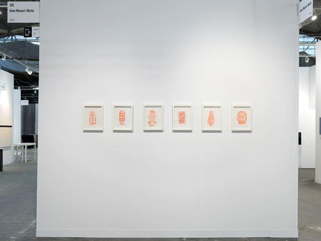 Anne Mosseri-Marlio Galerie, The Armory Show 2020, New York (5 March–8 March 2020). Courtesy Anne Mosseri-Marlio Galerie.