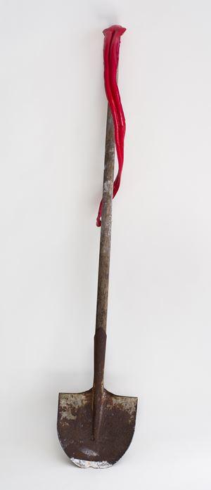 Spade by Caroline Rothwell contemporary artwork