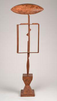 The Hero by David Smith contemporary artwork sculpture