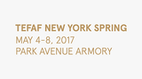 Contemporary art art fair, TEFAF New York Spring 2017 at Ben Brown Fine Arts, London, United Kingdom