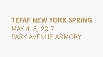 Contemporary art exhibition, TEFAF New York Spring 2017 at Ben Brown Fine Arts, London