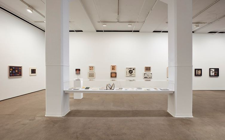 Exhibition view: Loló Soldevilla, Constructing Her Universe: Loló Soldevilla, Sean Kelly, New York (6 September–19 October 2019). Courtesy Sean Kelly, New York. Photo: Jason Wyche, New York.