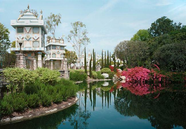 Pond, Anaheim, California by Thomas Struth contemporary artwork