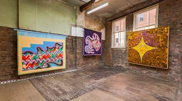Contemporary art exhibition, Lisa Alvarado, Scab Diagram at The Modern Institute, Aird's Lane, United Kingdom