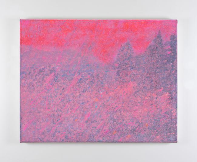 Flush by Elizabeth Magill contemporary artwork