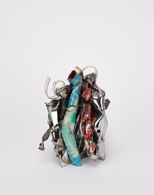 COUP DE VERY by John Chamberlain Estate contemporary artwork