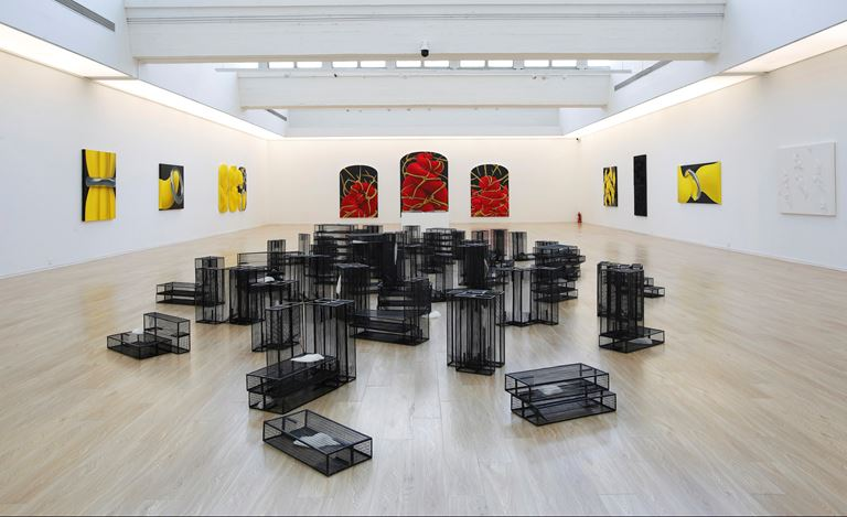 Exhibition view: Group Exhibition,Variance, Tang Contemporary Art, Beijing 2nd Space (28 March–10 May 2020). Courtesy Tang Contemporary Art.