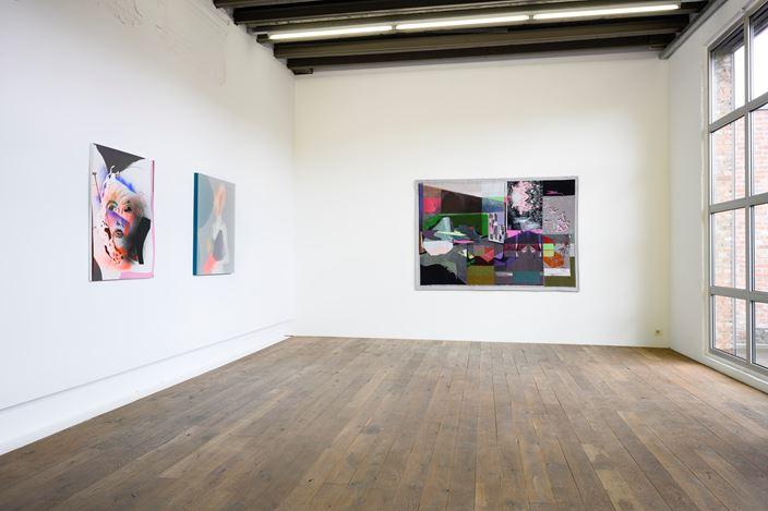 Exhibition view: Annie-Mie Van Kerckhoven,Syzygy, Zeno X Gallery, Antwerp(17 May–29 June 2019). Courtesy Zeno X Gallery. Photo: Peter Cox.