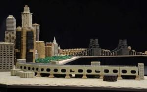 Edible City – Brasilia 03 by Song Dong contemporary artwork