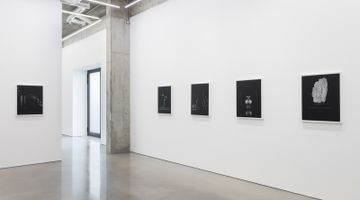 Contemporary art exhibition, Sarah Jones, Hall of Mirrors at Maureen Paley, London