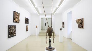 Galerie Krinzinger contemporary art gallery in Schottenfeldgasse 45, Vienna, Austria