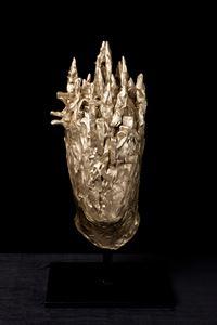 Heavy Light is Light - Column by Inbai Kim contemporary artwork sculpture