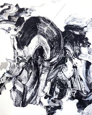 Archipelago 2 by Patricia Perez Eustaquio contemporary artwork