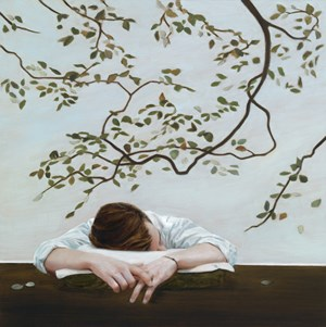 The Sleeper by Deidre But-Husaim contemporary artwork