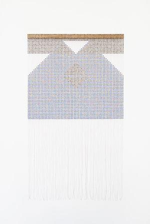 Dineo by Bonolo Kavula contemporary artwork mixed media, textile