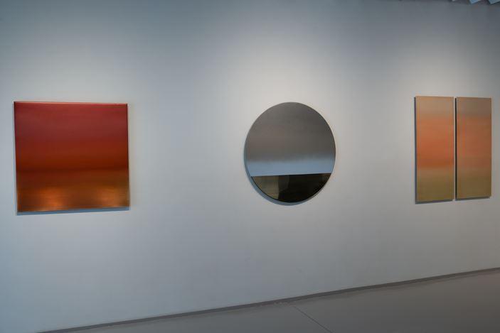 Exhibition view: Group Exhibition, Between Earth and Sky, Sundaram Tagore, Chelsea, New York (23 July–24 August 2019). Courtesy Sundaram Tagore.