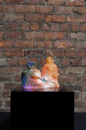 Hypnotic Twins by Marco Giordano contemporary artwork