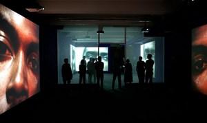 Electric Earth by Doug Aitken contemporary artwork