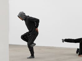 My Body Holds Its Shape: Curating Responsively in Hong Kong