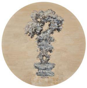 Taihu Stone 太湖石 by Liu Wei contemporary artwork