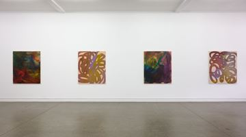 Contemporary art exhibition, Gemma Smith, Thin Air at Starkwhite, Auckland